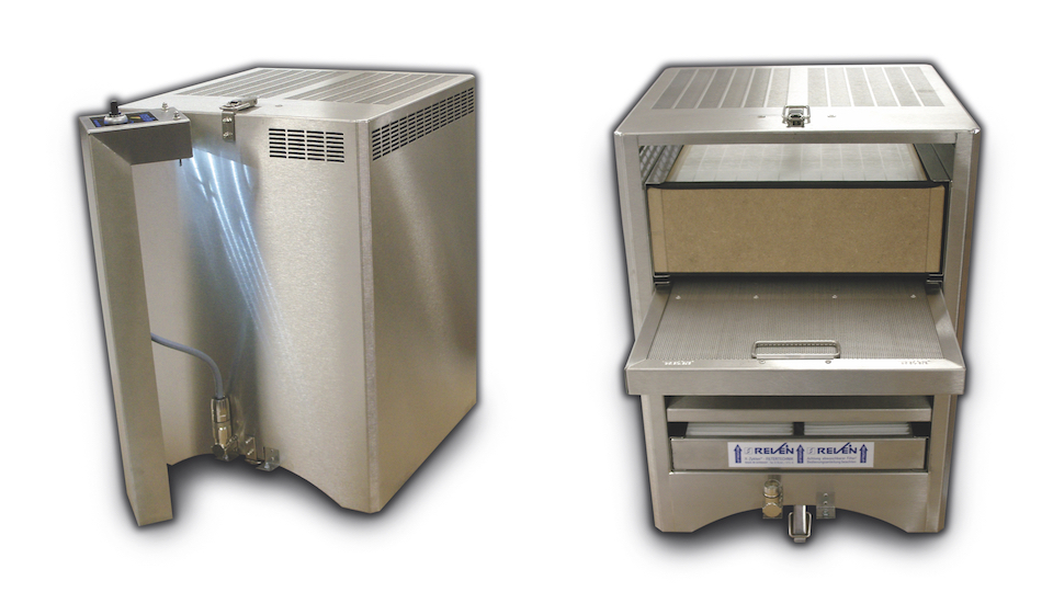 Luftreiniger mit HEPA Filter ULTRA CLEANER UC-OH²