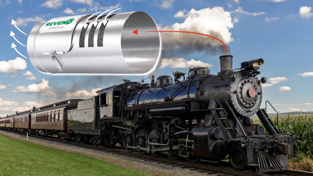 REVEN Pipe Funktion des Dampfphasen Kondensator