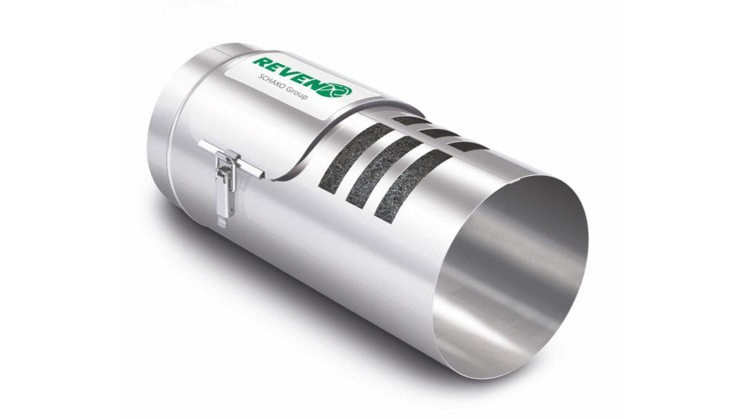 REVEN Pipe zum Kondensieren der Dampfphase