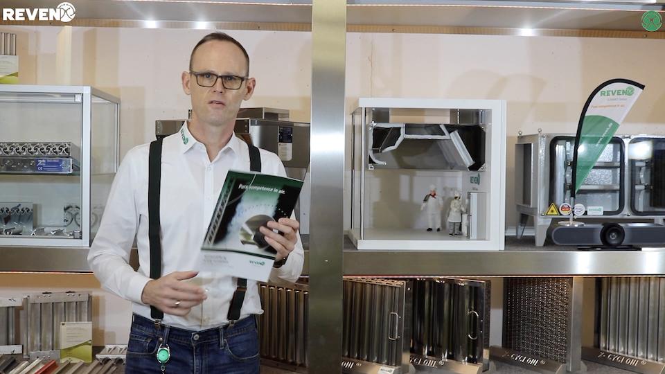 CFD Analysen von Luft Strömungen in gewerblichen Küchen