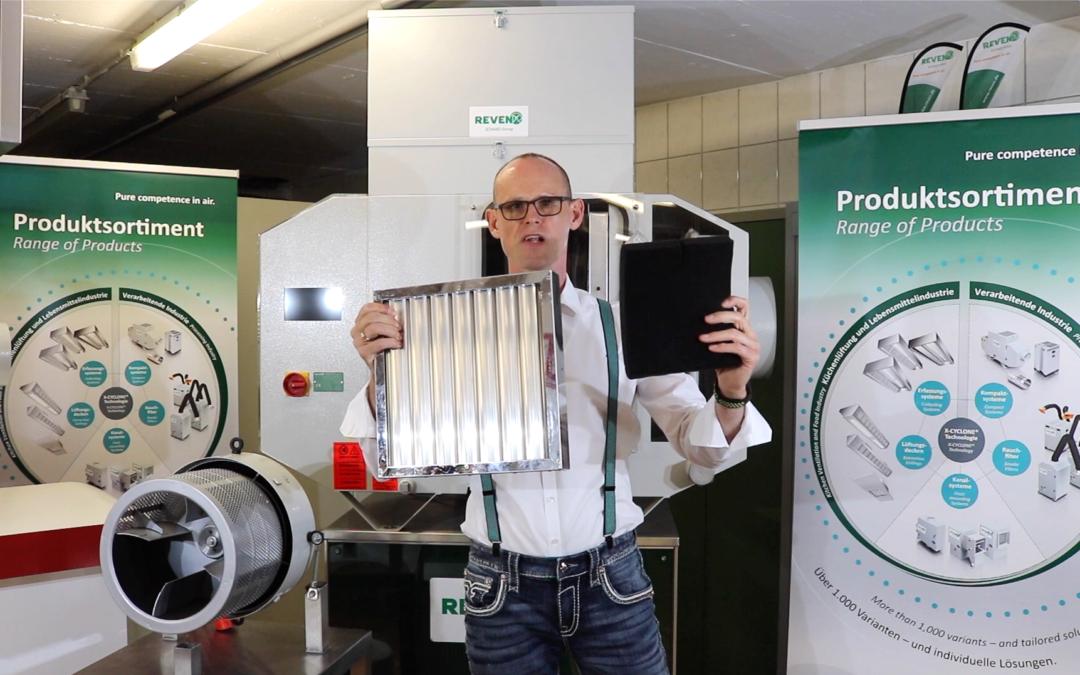 Warum werden im Maschinenbau Luftreiniger benötigt?