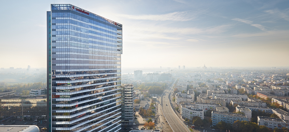 REVEN Küchenlüftung in der Huawei Europazentrale