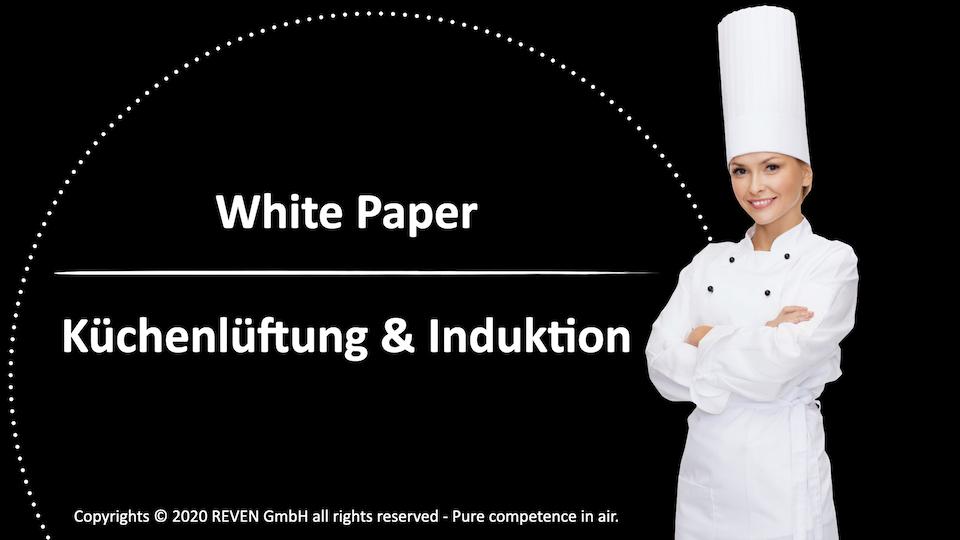 Whitepaper - Effektive Großküchenlüftung durch Induktion