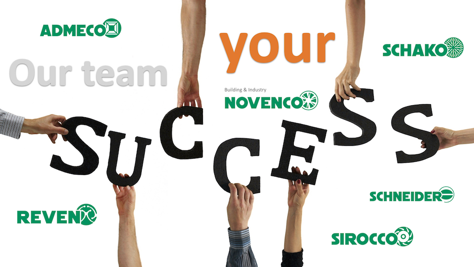 SCHAKO Group Küchenlüftung – our team your success