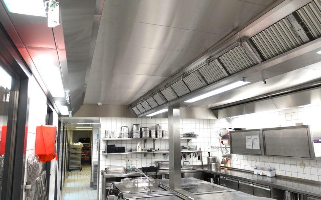 Wann sollte welche Art von Küchenabluftanlage eingesetzt werden?