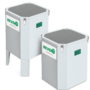 Kompakter Emulsionsnebelabscheider RJ
