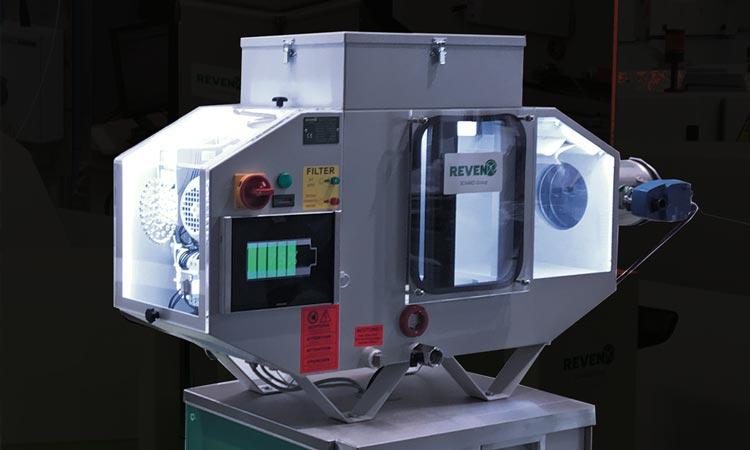 Neuste Technologie nach Industrie Standard 4.0