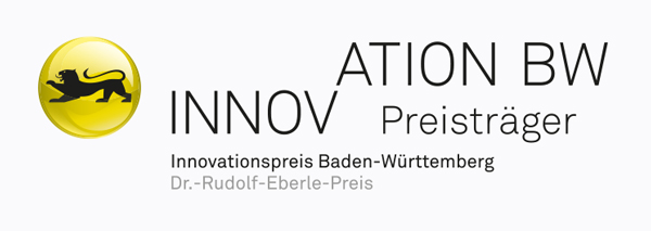 Innovation Award Baden-Württemberg for the X-CYCLONE® Technology