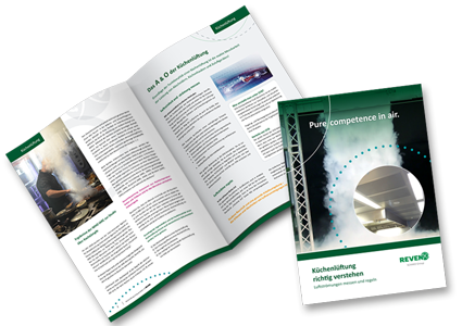 REVEN Flyer Understanding the Fundamentals of Kitchen Ventilation