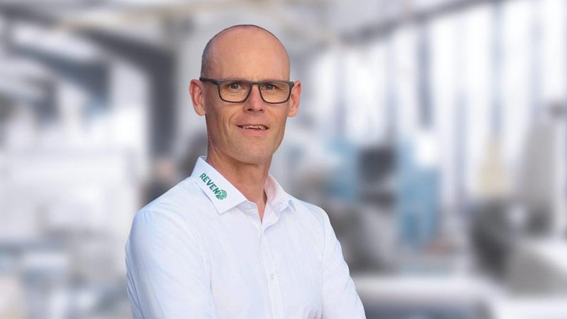 Sven Rentschler, Geschäftsführer von Rentschler REVEN