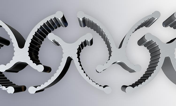 Erstes Patent für X-Profil vom X-CYCLONE Abscheider