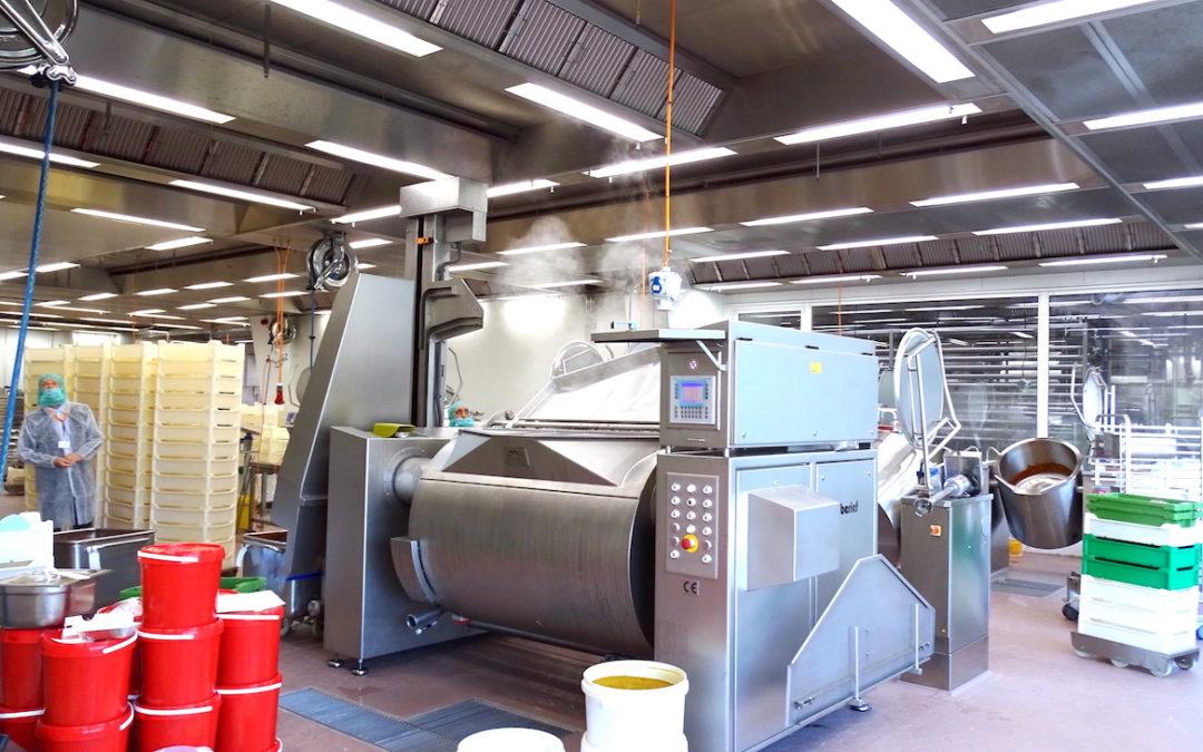 TA Luft in Großküchen und Maschinenbau