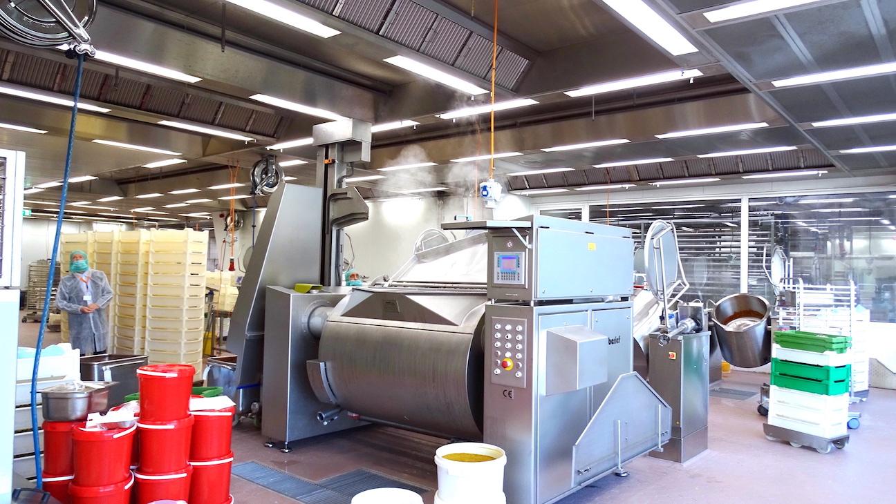 Anwendung der TA Luft in Großküchen und Maschinenbau