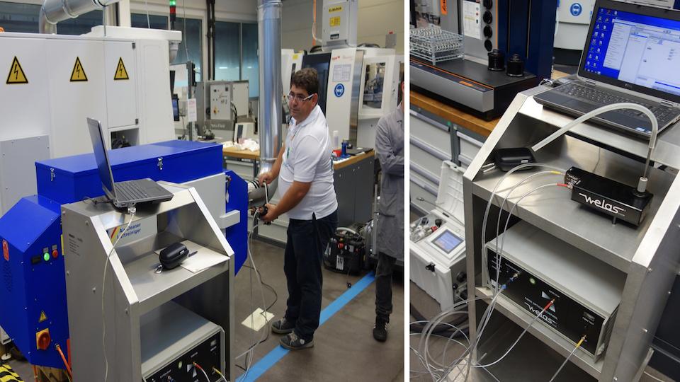 Messtechnik im Einsatz zur Immissionswert Ermittlung nach TA Luft