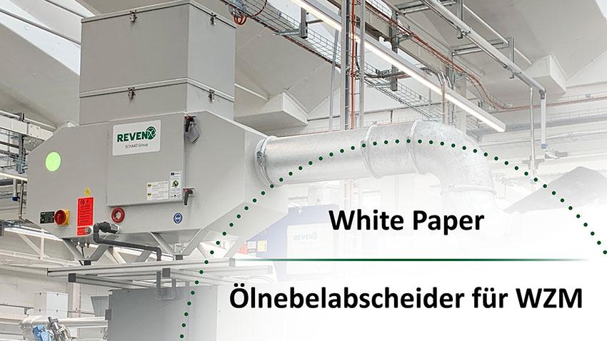 White Paper für Ölnebelabscheider für Werkzeugmaschinen