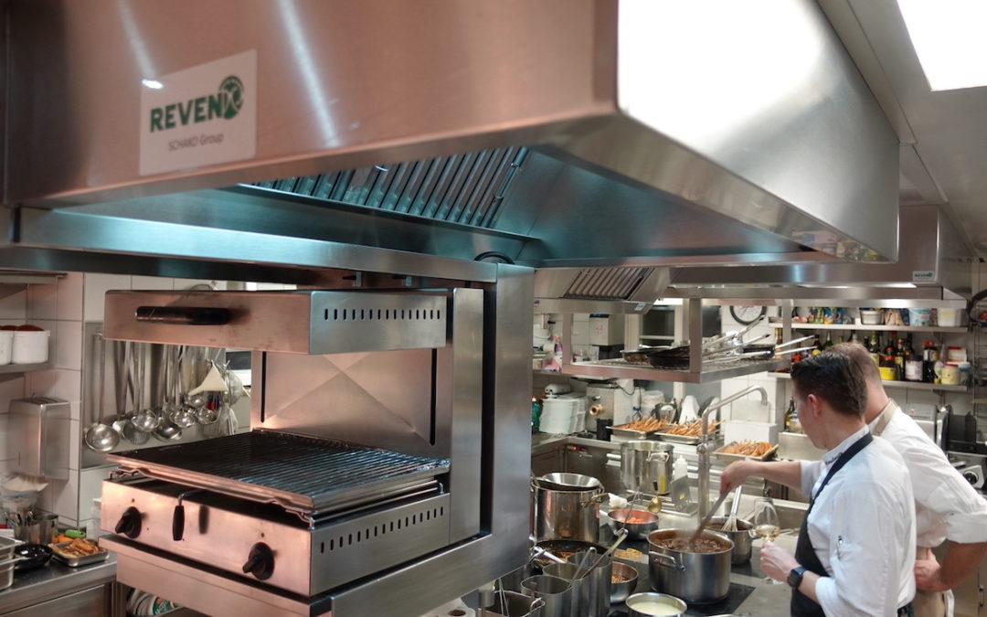 Küchenlüftungen richtig dimensionieren und verstehen!