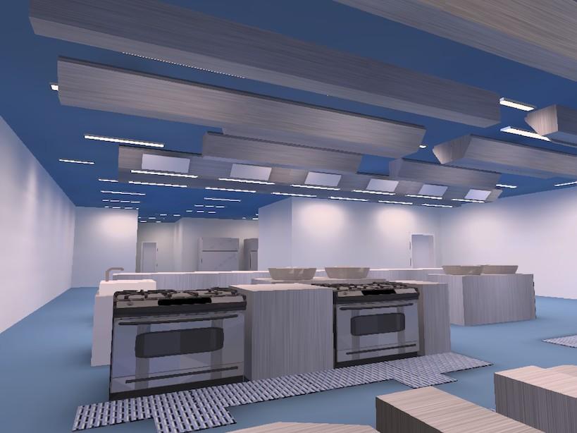 REVEN LED Küchenleuchten Lichtberechnung