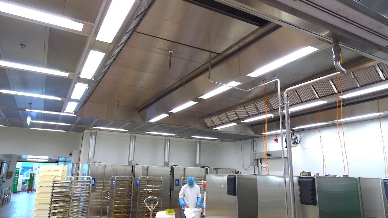 Whitepaper zur Luftreinhaltung in der Lebensmittelindustrie