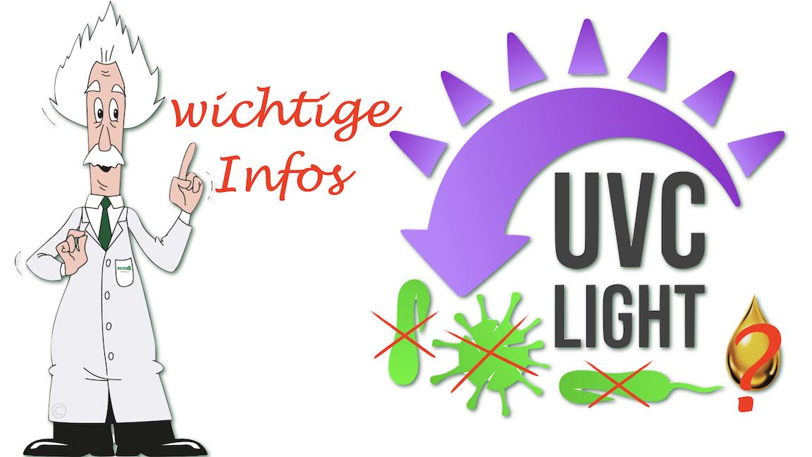 Wichtige Infos zur Wirksamkeit von Ozon und UVC in der Küchenlüftung