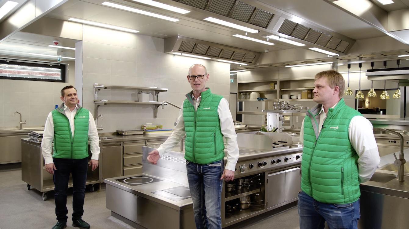 Küchenlüftung Expertentalk in einem 5 Sterne Superior Hotel im Schwarzwald